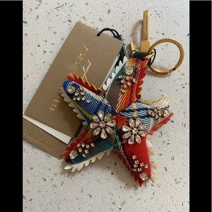 *brand new Burberry keychain!!